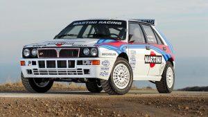 los coches de rally más bonitos de la historia
