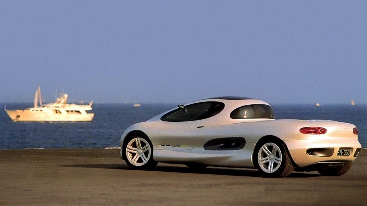 Los 5 concept car más feos de la historia