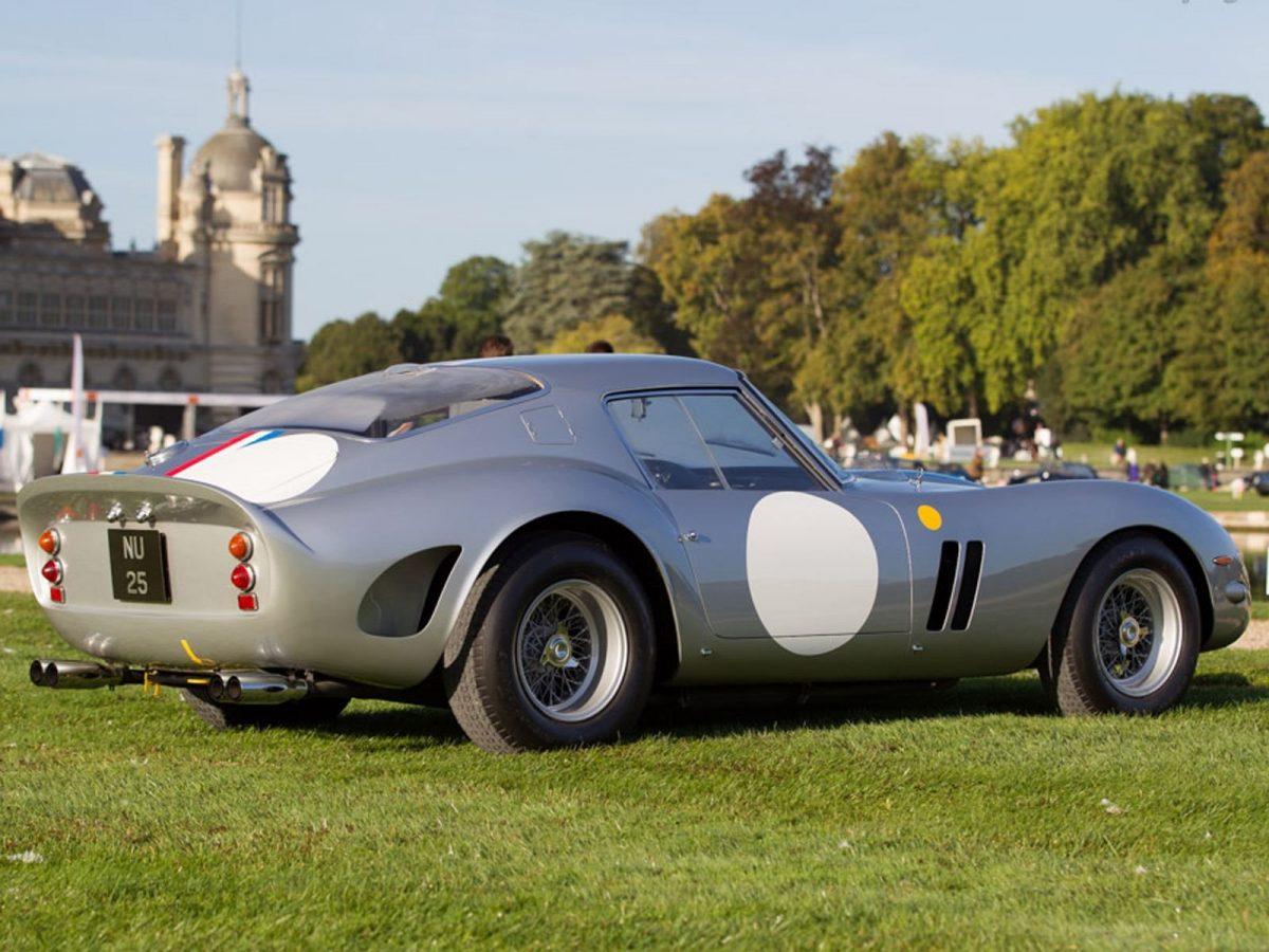 Los 5 coches más caros de la historia